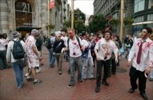 ซอมบี้ (zombies) ศพกินคน หรือ คนกินศพ