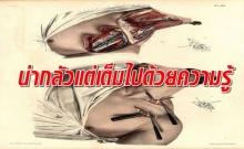 รูปภาพชวนสะพรึงของตำราแพทย์! ว่าด้วยการผ่าตัดในยุค 1830 เปี่ยมด้วยความรู้!!