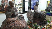 ขนลุก!! สุดอึ้งพิพิธภัณฑ์ เหล็กไหล แห่งแรกในไทย อธิฐานให้เป็นรูปอะไรก็ได้(มีคลิป)