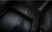 เจอผีในลิฟท์
