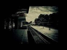 วิญญาณบนรางรถไฟ