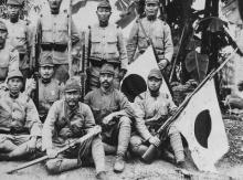 กองทัพทหารญี่ปุ่น