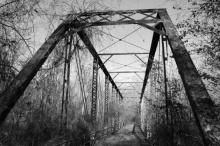 สาวบนสะพาน