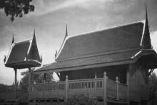บ้านทรงไทยในความฝัน