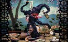 ตำนานฟุตะคุจิ-อนนะ 'ผีสาวสองปาก' ปีศาจจอมตะกละแห่งประเทศญี่ปุ่น