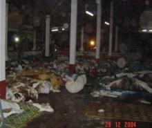 ภาพประหลาดจากเหตุการณ์ซึนามิปลายปี 2547