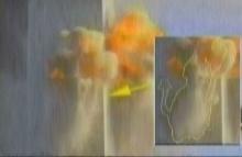 ภาพประหลาดจากเหตุการณ์ผู้ก่อการร้ายถล่มตึกWorldTradeในอเมริกา