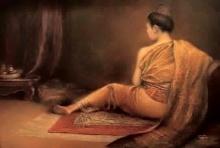 สตรีต่างชาติคนแรกที่ได้เป็นเจ้าคุณในราชวงศ์จักรี