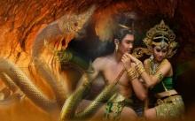 รักซึ้งตรึงใจ กับตำนานรักอมตะระหว่าง พญานาคกับคน!