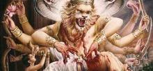 นรสิงห์ มนุษย์ครึ่งสัตว์ผู้สังหารยักษ์